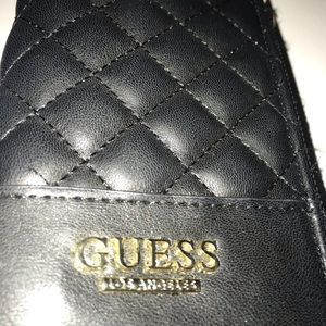 Guess Bags - Guess black wallet